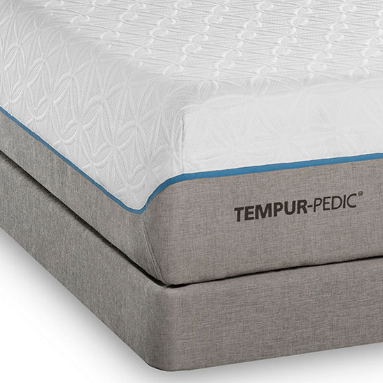 Tempur Pedic Tempur Cloud Supreme Breeze Mattress Box Spring Jcpenney