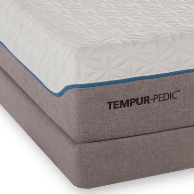 Tempur Pedic Cloud Supreme Firm Top Memory Foam Mattress Box Spring