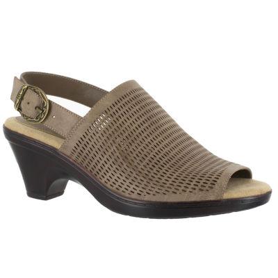 Easy Street Jessie Womens Heeled Sandals