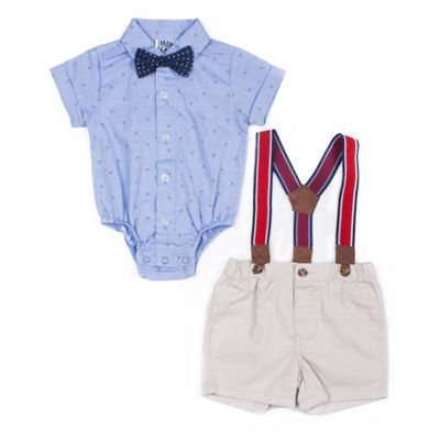 Little Lass 2-pack Short Set Baby Boys