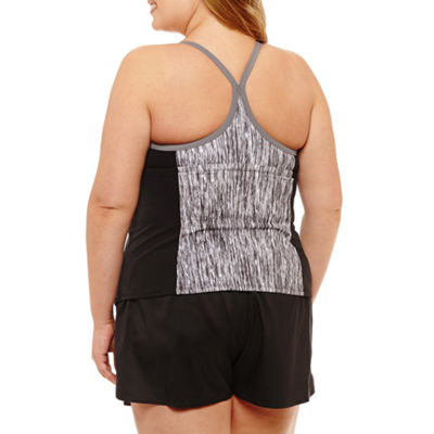 Nike Tankini Swimsuit Top-Plus