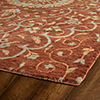 Kaleen Chancellor Tabriz Hand-Tufted Wool Rectangular Rug