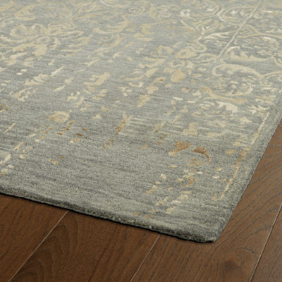 Kaleen Mercery Vanishing Classique Rectangular Rug