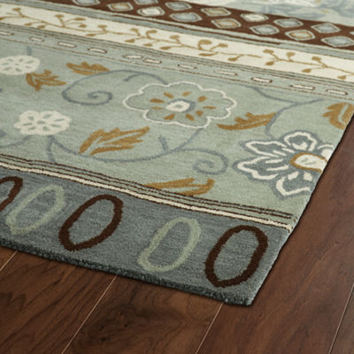 Kaleen Taj Pierce Rectangular Area Rug