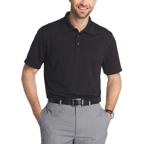 ea7e3b05d637 Van Heusen Short Sleeve Knit Polo Shirt JCPenney