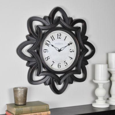 FirsTime® Rosette Wall Clock