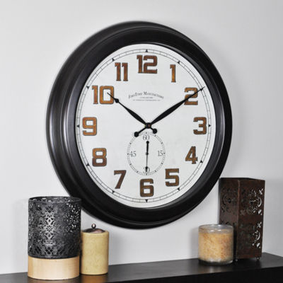 FirsTime® Blake Dual Wall Clock