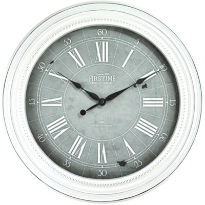 FirsTime® Shabby Chic Clock