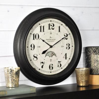FirsTime® Luna Wall Clock