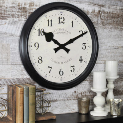 FirsTime Avalon WIhisper Wall Clock