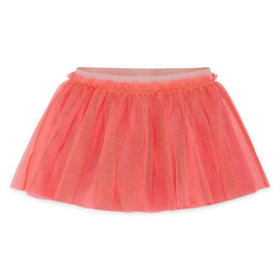 Okie Dokie Tutu Skirt - Baby Girl NB-24M