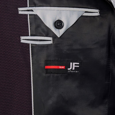 JF J.Ferrar Mens Slim Fit Sport Coat
