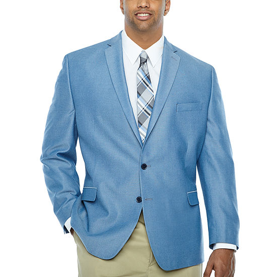 Collection by Michael Strahan  Mens Classic Fit Sport Coat - Big and Tall