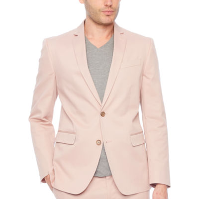 JF J.Ferrar Super Slim Fit Suit Jacket-Slim