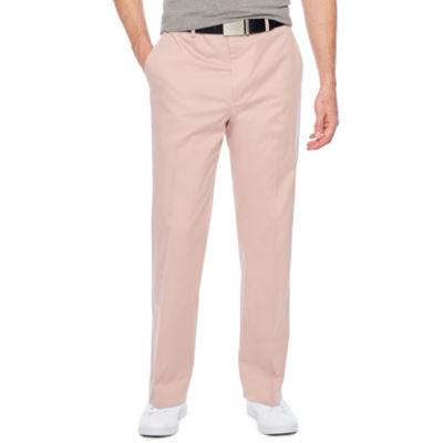 JF J.Ferrar Adobe Rose Classic Fit Stretch Suit Pants