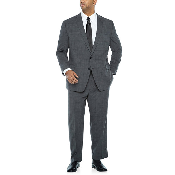 Claiborne Suit Jacket-Big and Tall