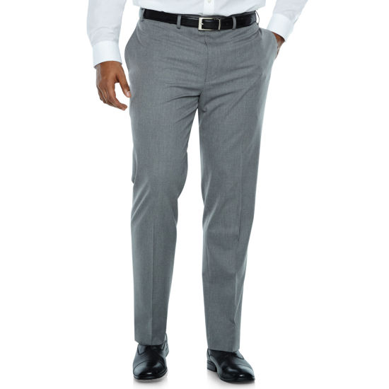 Van Heusen Stretch Slim Fit Suit Pants - Big and Tall