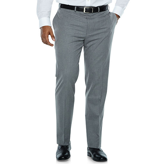 Van Heusen Slim Fit Stretch Suit Pants - Big and Tall