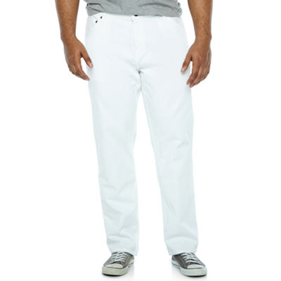 The Foundry Big & Tall Supply Co. Stretch Relaxed Fit Jeans-Big and Tall