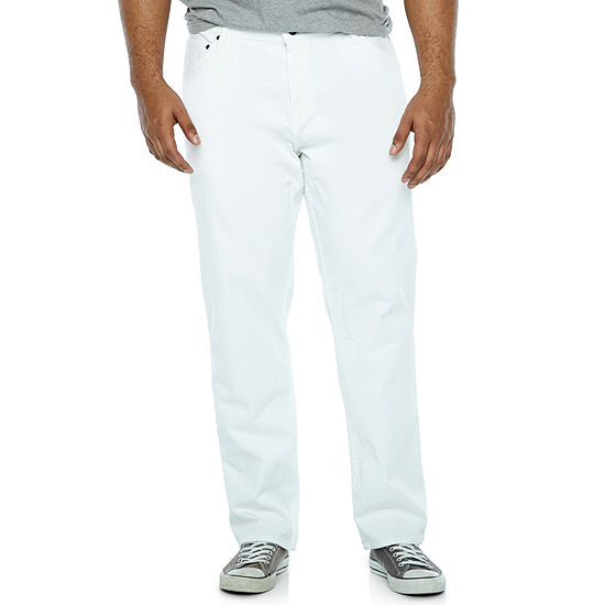 The Foundry Big & Tall Supply Co. Mens Stretch Straight Relaxed Fit Jean-Big and Tall