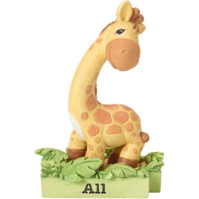 "Precious Moments  ""All Things Bright & Beautiful""  Giraffe  Resin Figurine  #162411"