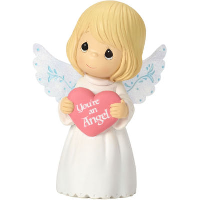 "Precious Moments  Thank You Gifts  ""You're An Angel""  Mini Resin Figurine  #162401"
