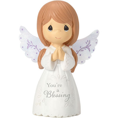 "Precious Moments  Thank You Gifts  ""You're A Blessing""  Resin Mini Figurine  #162405"