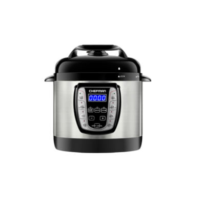 Chefman Electric Pressure Cooker 2.5 Quart
