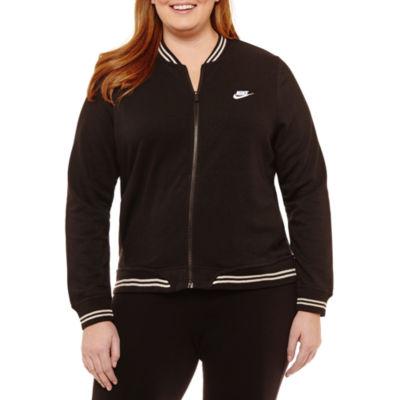 Nike® Bomber Jacket - Plus
