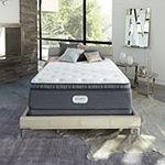 Beautyrest® Platinum® Chambers Bridge Plush Pillow-Top - Mattress + Box Spring