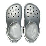 Crocs Unisex Adult Classic Metallic Slip-on Round Toe Clogs