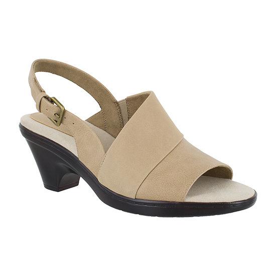 Easy Street Womens Irma Heeled Sandals