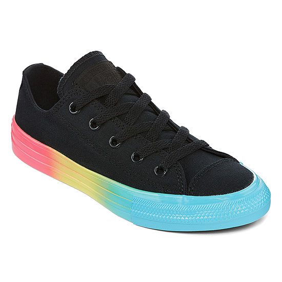 dd96ec7700 Converse Rainbow Ice Little/Big Kid Girls Lace-up Sneakers