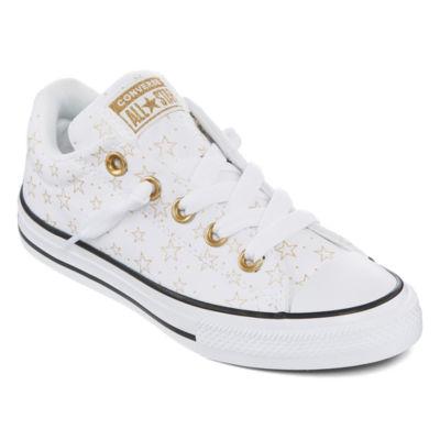 Converse Street Slip Stars Little/Big Kid Girls Lace - up Sneakers