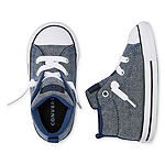 Converse Street Mid Toddler Boys Slip-on Sneakers