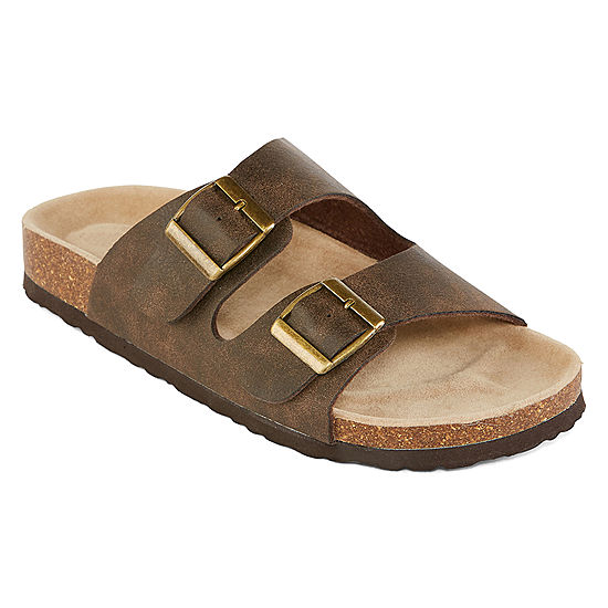 8a6626bb3 Arizona Forum Womens Footbed Sandals - JCPenney
