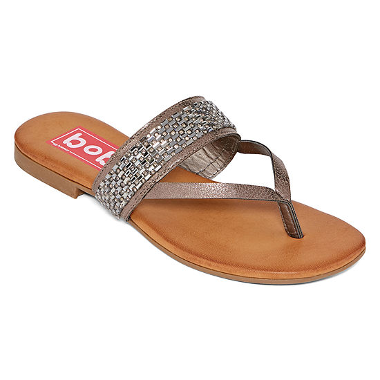 Pop Womens Famee Flat Sandals