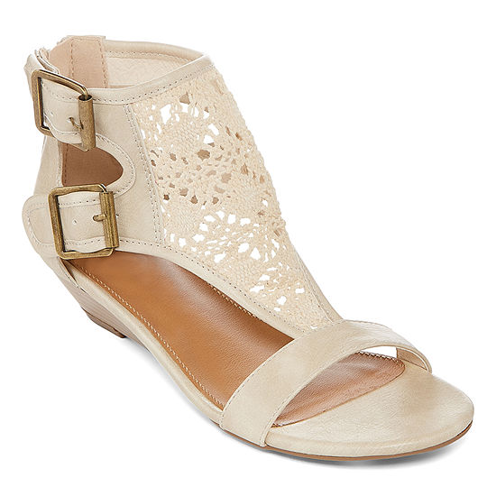 Kind Karma Womens Wholesome Wedge Sandals