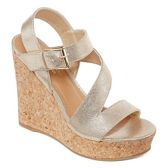 Kind Karma Womens Humble Wedge Sandals
