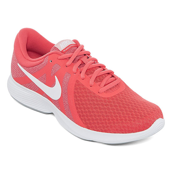 Nike Revolution 4 Womens Lace-up Running Shoes