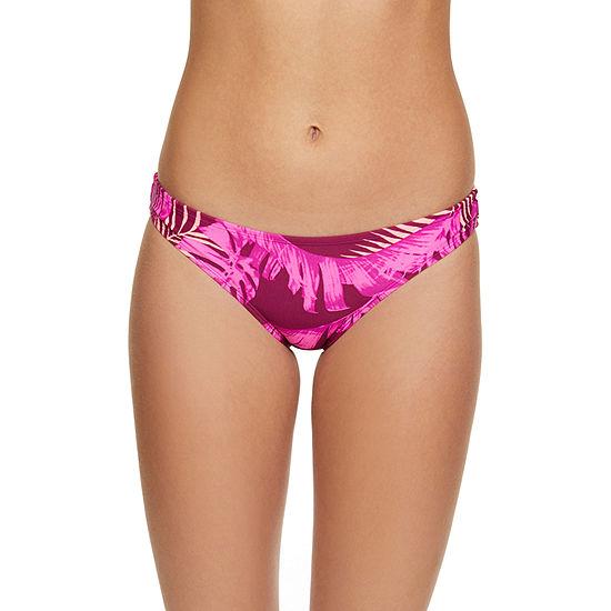 Arizona Leaf Hipster Swimsuit Bottom Juniors