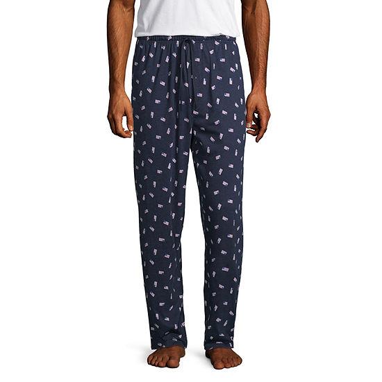 Stafford Men's Knit Pajama Pant - Big and Tall