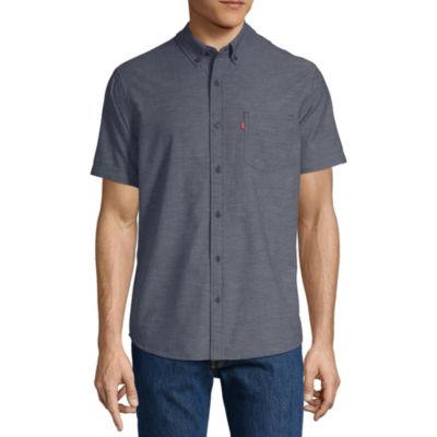 Levi's Short Sleeve Button-Front Shirt