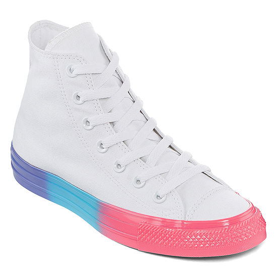 Converse Converse High Top Rainbow Ice - Unisex Sizing Womens Lace-up Sneakers