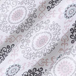 No 918 Valerie Madani Light-Filtering Grommet-Top Curtain Panel