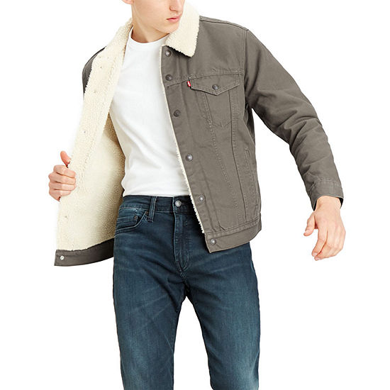 Levi's Midweight Denim Jacket Big and Tall