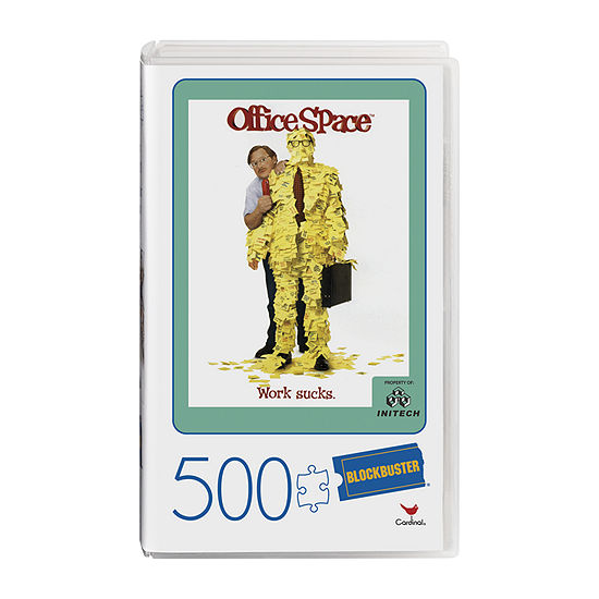500 PC Blockbuster Office Space Puzzle
