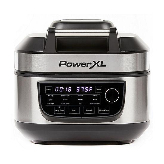 PowerXL 6Qt Grill Air Fryer Combo