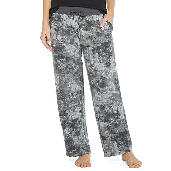 Ambrielle Womens Fleece Pajama Pants