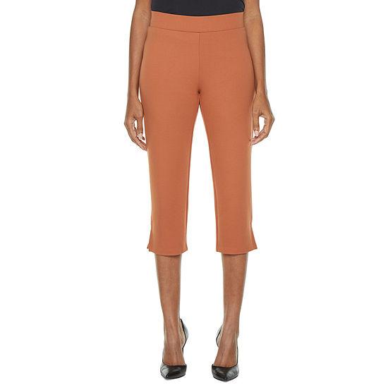 Liz Claiborne Womens Slim Pant
